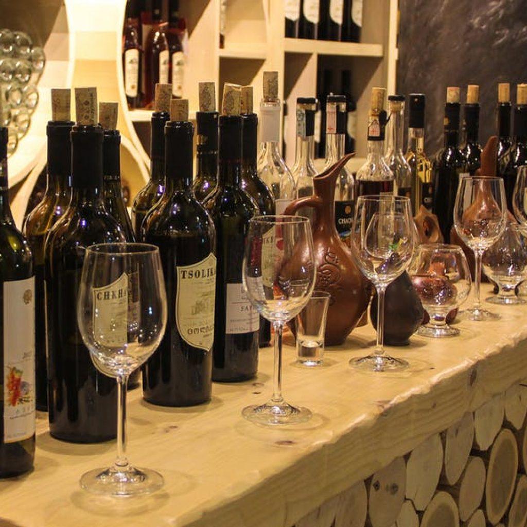 Georgian wine Georgian wine company Kakheti wine